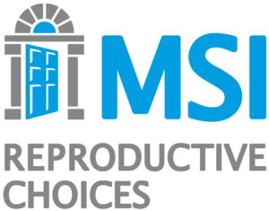 MSI Reproductive Choices logo